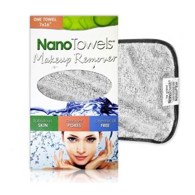 Nano Towel sluoste makiazo valymui