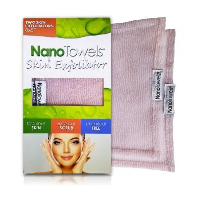 NanoTowels šveičiamoji veido šluostė