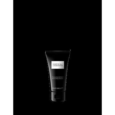 """Intensyviai drėkinantis šampūnas sausiems ir pažeistiems plaukams """" No.1 L'HYDRATATION"""" 50 ml"""